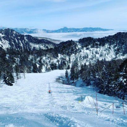 片品村 スキー場 群馬県