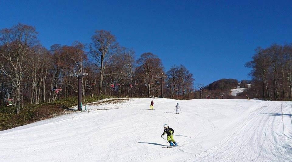 東京から近いスキー場