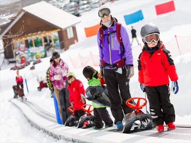 たんばらスキーパークキッズパーク
