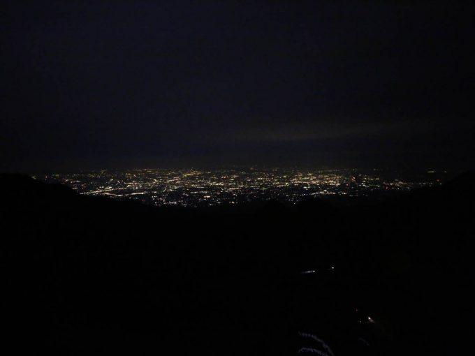 榛名湖イルミネーションフェスタ 榛名湖 花火