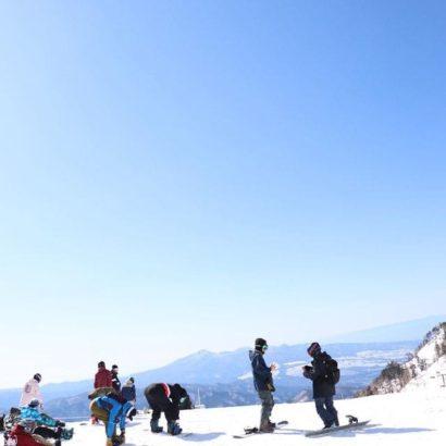 インターから近いスキー場 群馬 ランキング