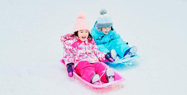 群馬 スキー場 子供