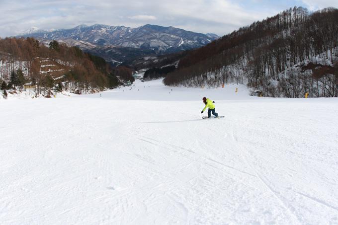 四季の森 ホワイトワールド尾瀬岩鞍 スキー場 ゲレ食