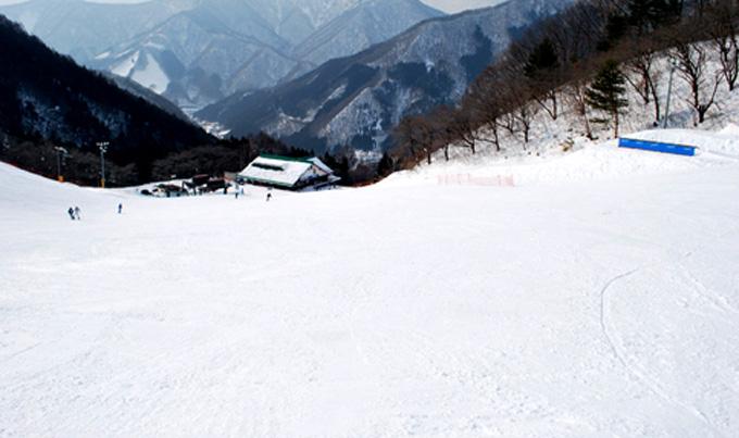 奥利根スノーパーク スキー スノボー ゲレンデ