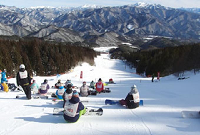 スノーボードスクール おすすめ 群馬