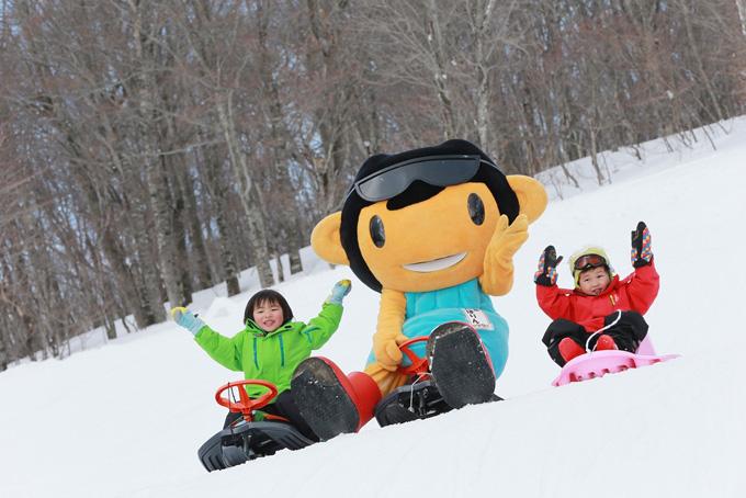 春スキー&スノーボード たんばらスキーパーク