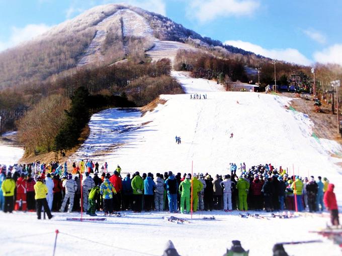 春スキー&スノーボード 鹿沢スノーエリア