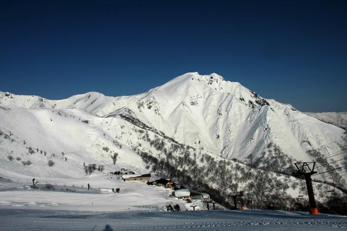 春スキー&スノーボード 谷川岳天神平スキー場