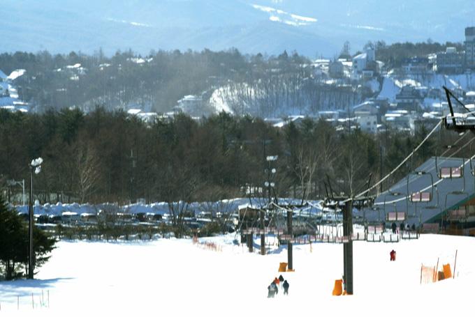 春スキー&スノーボード 草津温泉スキー場