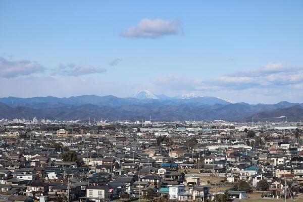 邑楽町シンボルタワー 未来MiRAi