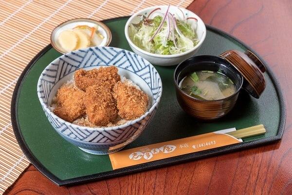 志多美屋 ソースカツ丼 元祖 桐生市
