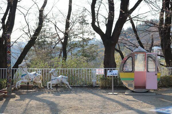 桐生が岡遊園地 桐生市