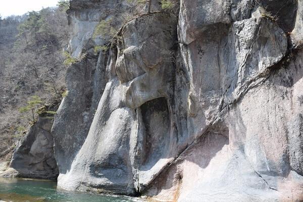 吹割の滝 東洋のナイアガラ 沼田市