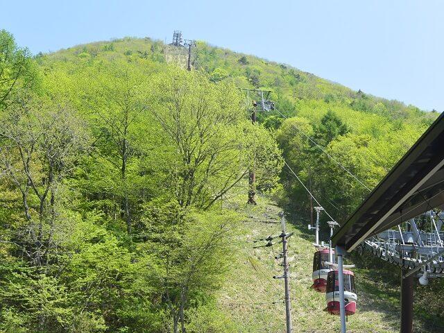榛名山ロープウェイから絶景を眺めよう