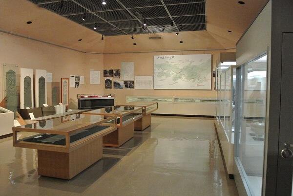 新田荘歴史資料館 資料館