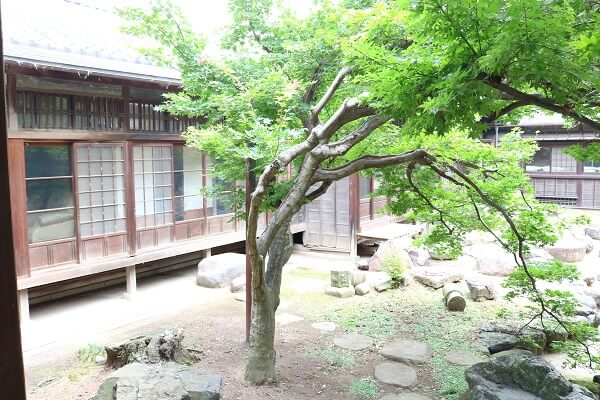 旧中島家住宅 SUBARU 中島飛行機研究所