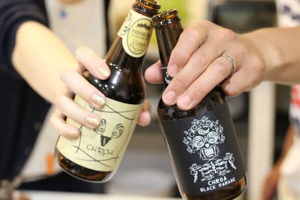 CHROA クロア ビール