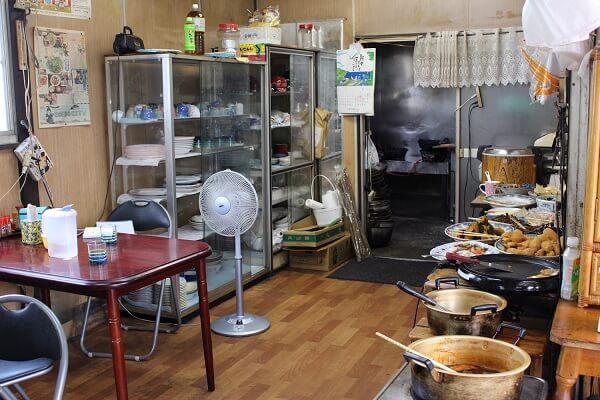 桐生市 はっちゃん食堂 はっちゃんショップ 食べ放題