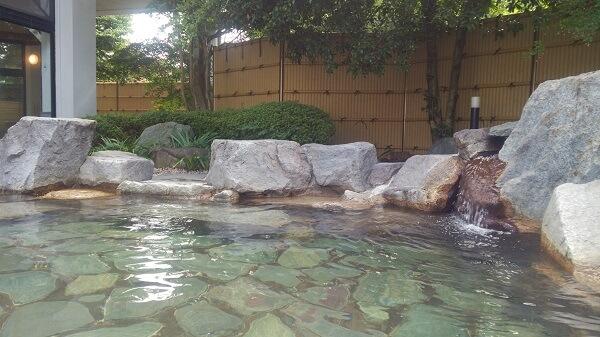 群馬県昭和村 日帰り温泉 昭和の湯
