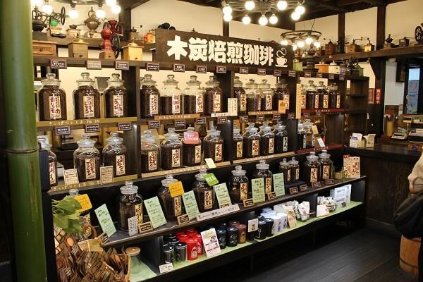 大和屋 木炭焙煎珈琲 珈琲ゼリー コーヒー 高崎市