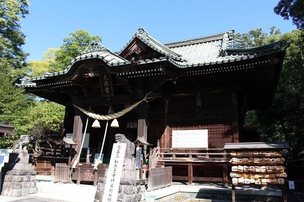 桐生天満宮 神社