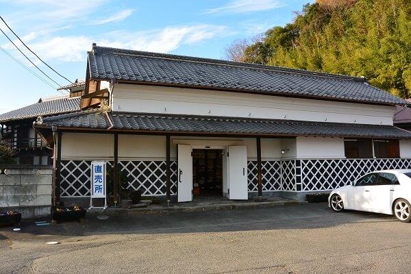 店舗外観 塚田農園 ミヤマワイン 中之条