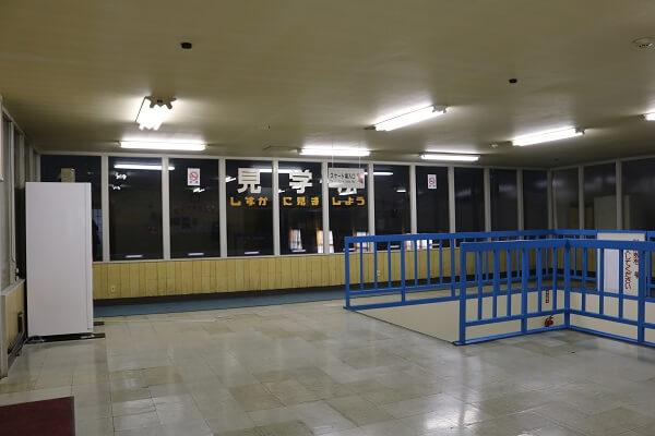 群スポ 桐生スケートセンター