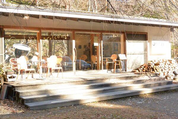 森のカフェKISEKI 四万温泉