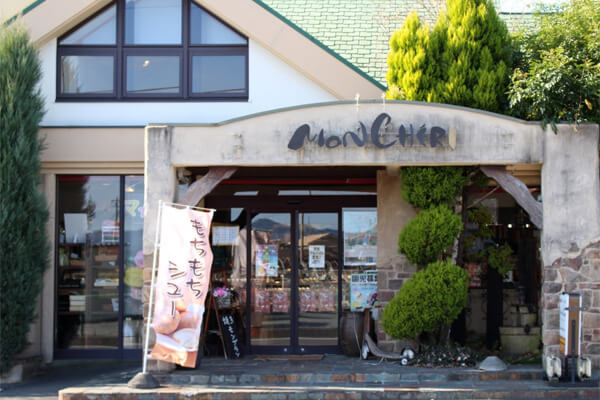 上毛かるたクッキー 洋菓子のモンシェリー 桐生市