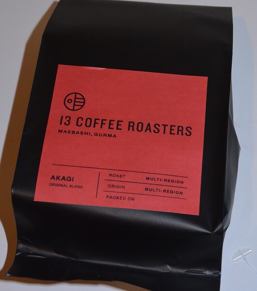 AKAGI 13 COFFEE ROASTERS