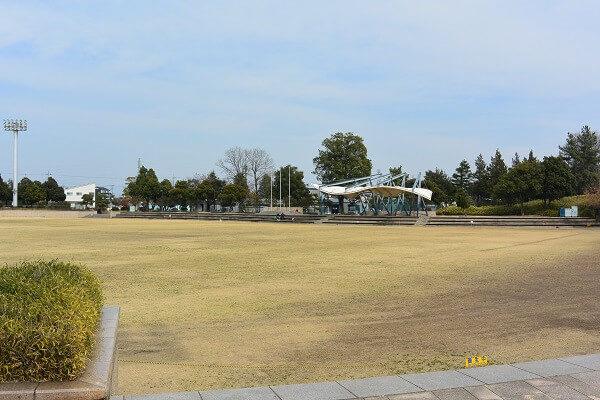 いせさき市民のもり公園 汗の広場