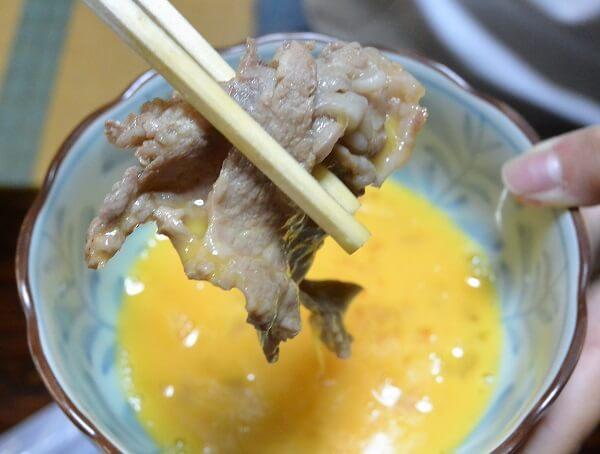 孤独のグルメ コロムビア 豚すき焼き 下仁田