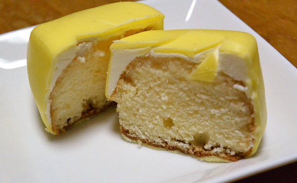 こまつや レモンケーキ
