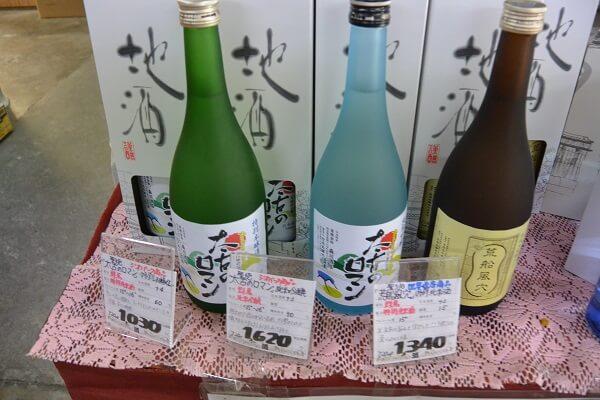 聖徳銘醸 地酒