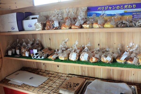 ベルギーパンやスコーンも販売 フルーツオンザヒル 高崎 フルーツアイスバー