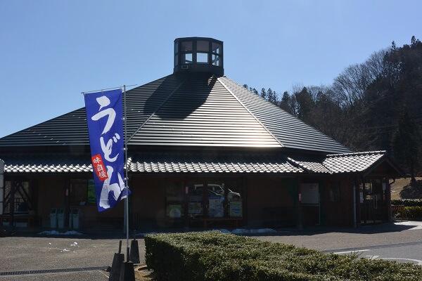道の駅矢瀬親水公園 施設