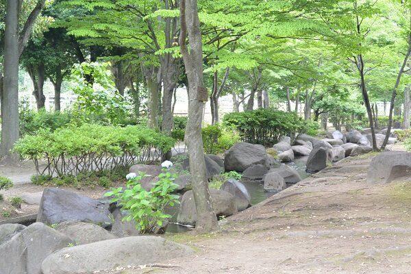 浜川運動公園