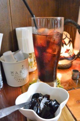 新木珈琲店 コーヒーゼリー