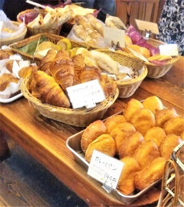 政次郎のパン