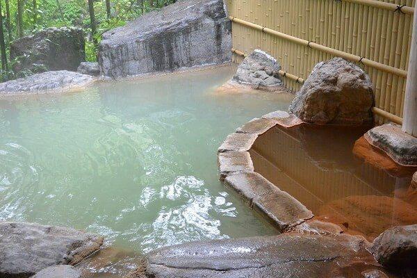 清流荘 温泉