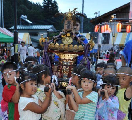 くらぶちの夏祭り イベント