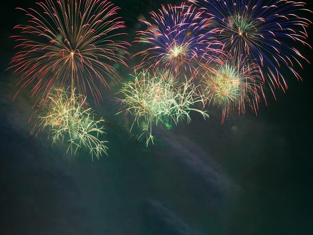 群馬県高崎市倉渕町 くらぶちの夏祭り 2021 花火大会 開催