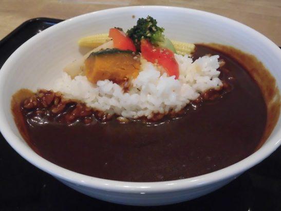 吉野家 黒カレーON野菜