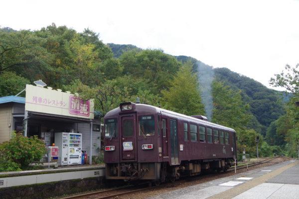 わたらせ渓谷鐡道 列車