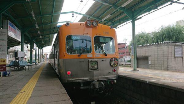 上毛電気鉄道 ハロウィン電車