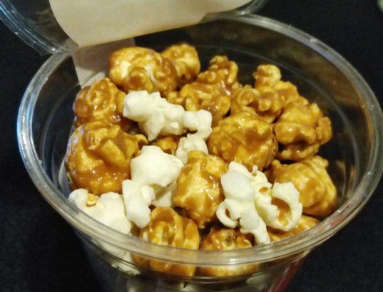 トロッコHAPPYポップコーン キャラメルとチーズ味