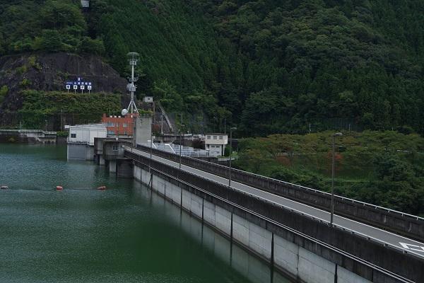 草木ダム 草木湖