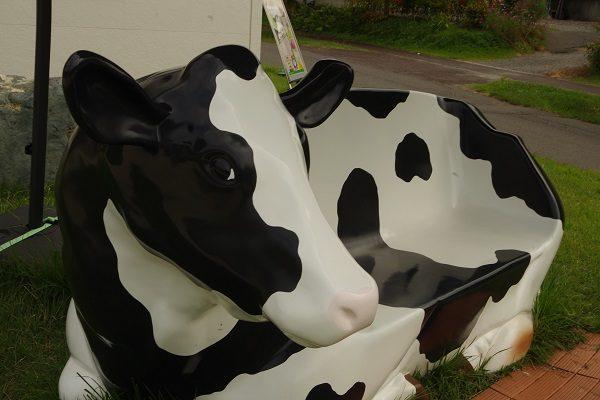 かわばジェラート 牛