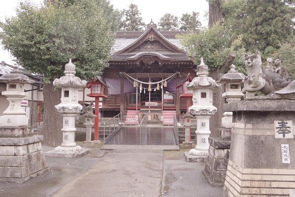小泉稲荷神社 伊勢崎市