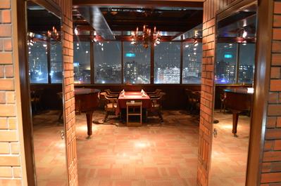 ガスライト店内 群馬 夜景 レストラン
